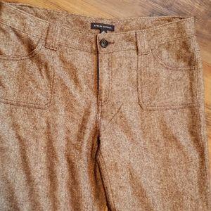 NWT lined wool Banana Republic pants 14 women
